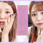 【GRWM】韓国コスメでメイクしたよ〜!