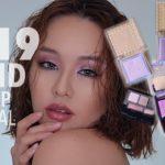 プチプラコスメで春夏トレンド紫メイク【先取り】SS trend purple makeup