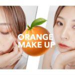 【make】2019年ちょっぴり早め、夏のオレンジメイク♡