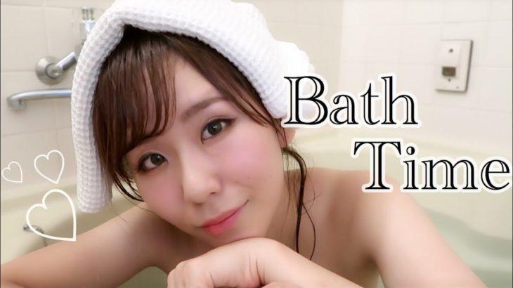 【バスタイムルーティン】お風呂での姿!美容、ヘアケア、スキンケアグッズたくさん紹介します♡